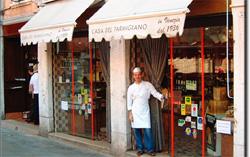 venise - épicerie la casa del parmigiano