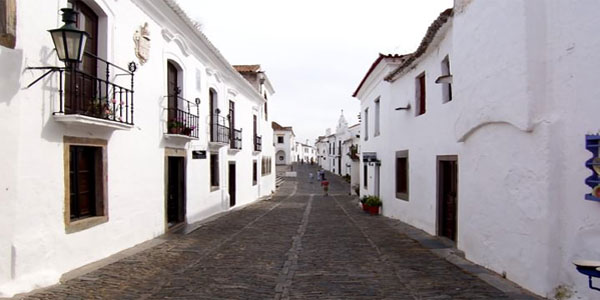 Portugal - les ruelles de Monsaraz