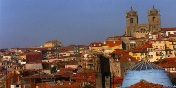 La cathédrale Sé de Porto
