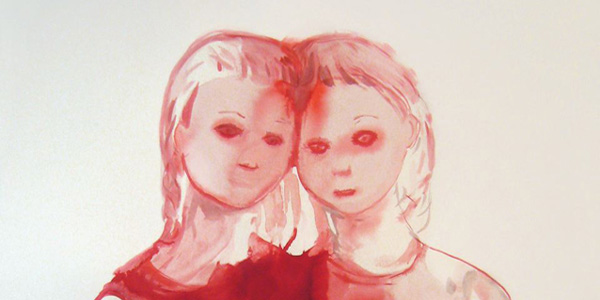 Twins de Françoise Pétrovitch - acquisition ARTY l'amour de l'Art