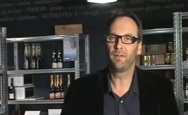 Frédéric Bessard le créateur de la Communauté du Goût