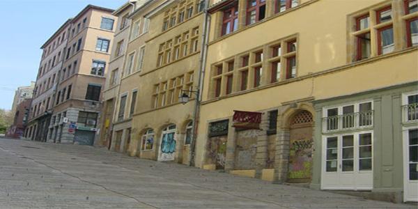 Lyon - Croix-Rousse - rue de la Grande-Côte
