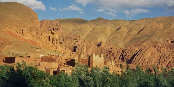 Maroc - Boulmane du Dadès
