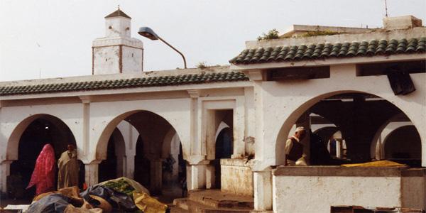 Maroc - Essaouira - le souk