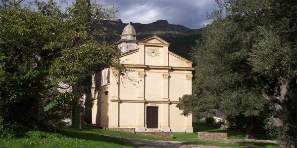 Molines - hameau de Sisco - Cap Corse