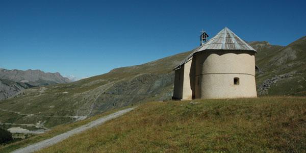 La chapelle de Clausis à Saint Veran