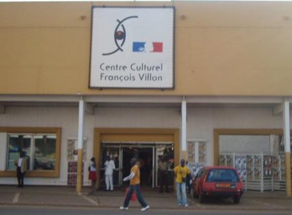 Centre Culturel François Villon de Yaoundé (Cameroun)