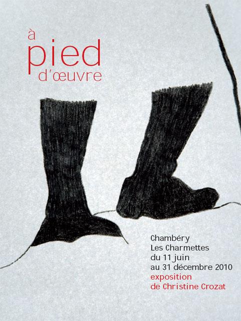 Exposition Christine Crozat à Chambery