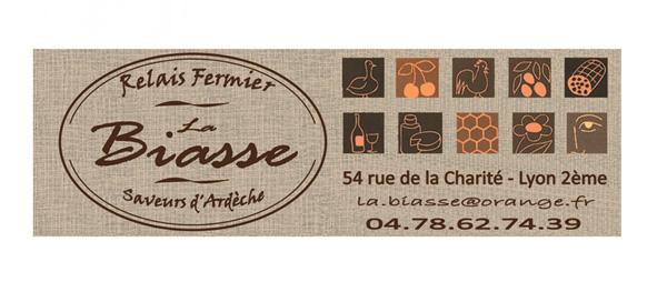 Relais fermier La Biasse - Lyon