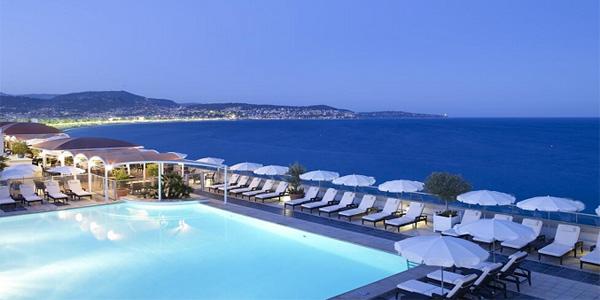 Radisson Blue Hotel Nice - la piscine