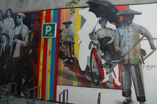 graffiti et street art à lyon guillotière