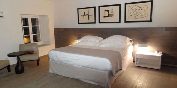U Palazzu Serenu - Oletta (Corse) - une des 3 suites de l'hôtel