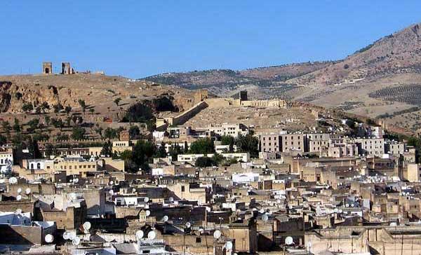 Fes capitale spirituelle du Maroc