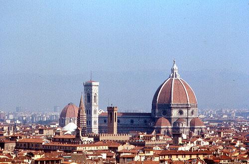 Le dome de Florence