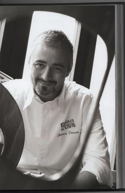 thomas ponson - Gastronomie Lyonnaise - le sens du goût
