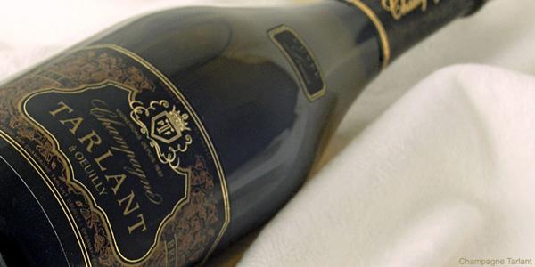 Cuvée Louis des champagnes Tarlant
