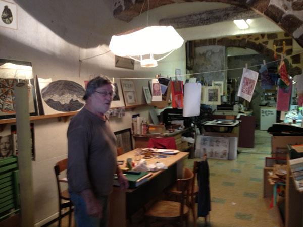 Atelier Chapeau de zinc et Botte de Cuivre -  Helmert Woudenberg