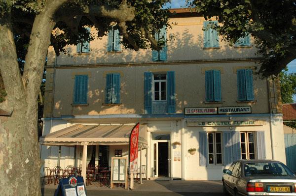Hôtel restaurant Le Castel Fleuri à Carnoules