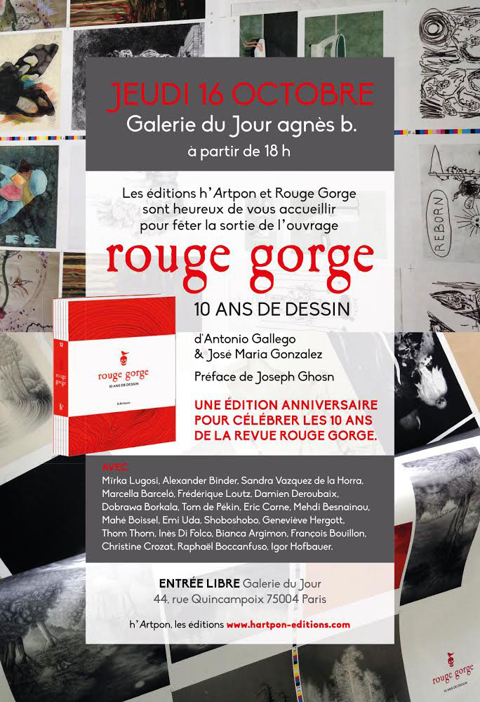 rouge Gorge Edition 2014