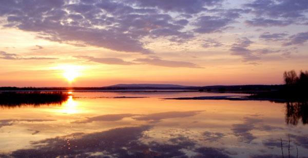 Découverte de la Laponie sous le soleil de minuit