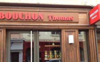 Ouverture du BOUCHON Thomas