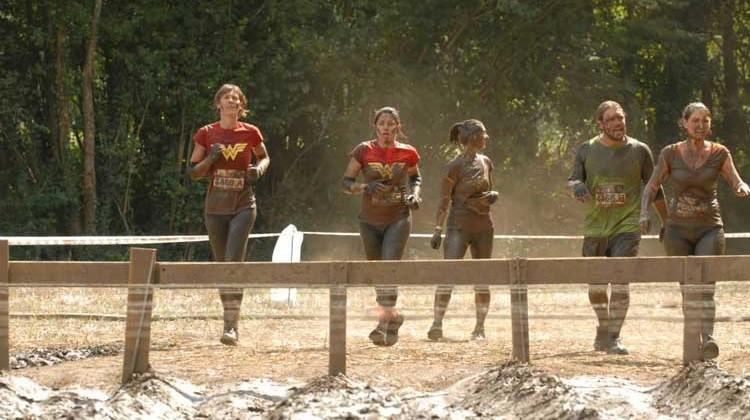 Le Mud Day Lyon du 5 septembre à Vénérieu