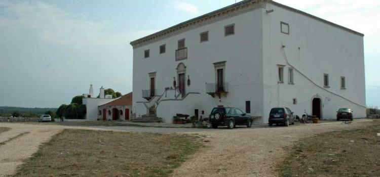 Pouilles – Noci – Masseria Murgia Albanese