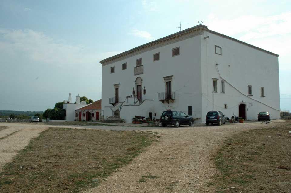 Les Pouilles Noci - La Masseria Murgia Albanese