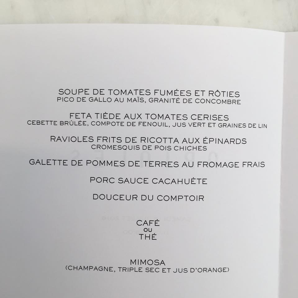 Restaurant APIALES Lyon - Angelina Chapon et Adrian Bourgeais