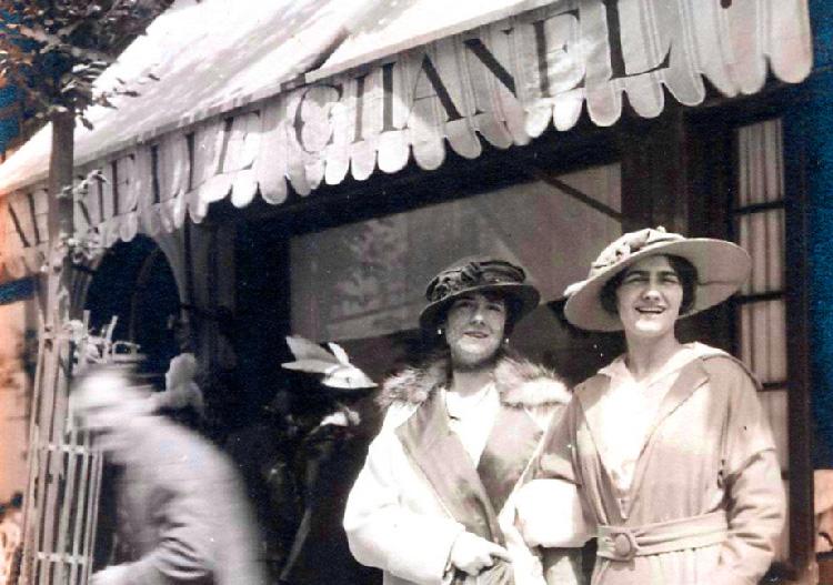 Gabrielle Chanel à Deauville