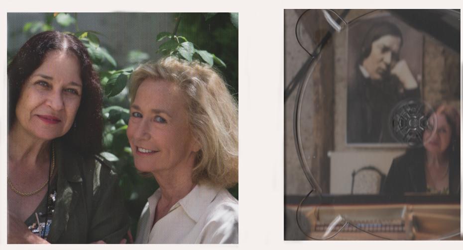 Corinne Kloska - Correspondances - Brigitte Fossey