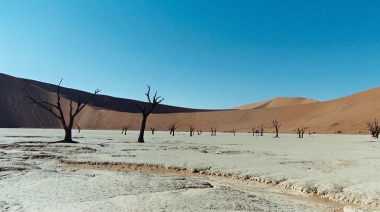 La Namibie et les dunes rouges