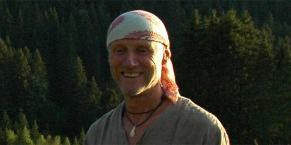 Dominique Muffat-Méridol au domaine de la Sasse à Mégève
