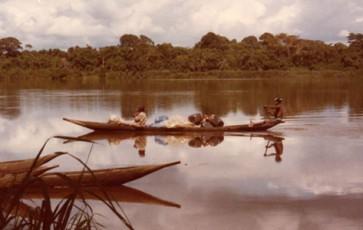 Fleuve : Le Wouri au Cameroun