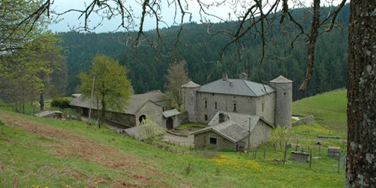 A la découverte du manoir des Beaumes, près de La Faurie
