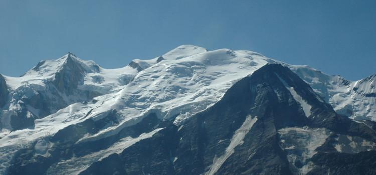 Saint-Gervais et le Val Montjoie au pied du Mont-Blanc