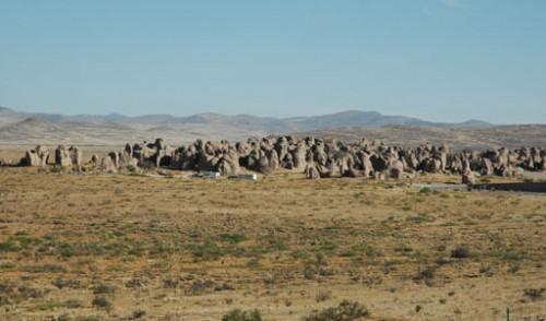Découverte de la Cité des Rochers au Nouveau-Mexique