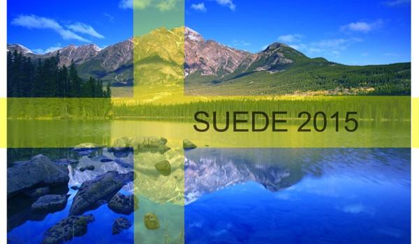 Suède 2015 par Laura Breheret et Adrien Pasquier
