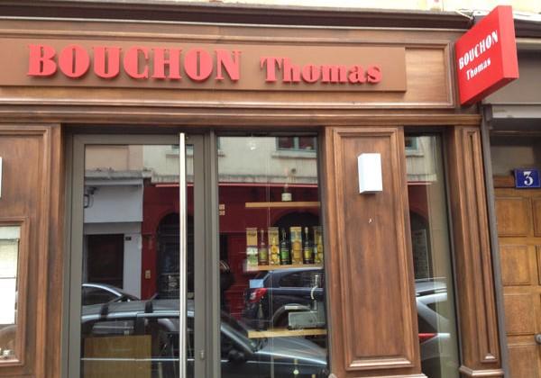 Le BOUCHON Thomas est ouvert depuis le 17 février 2015