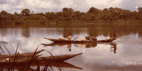 Carnets de Voyage Cameroun - Cameroun - Le Wouri