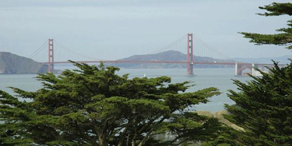 San Francisco – la baie et le Pacifique