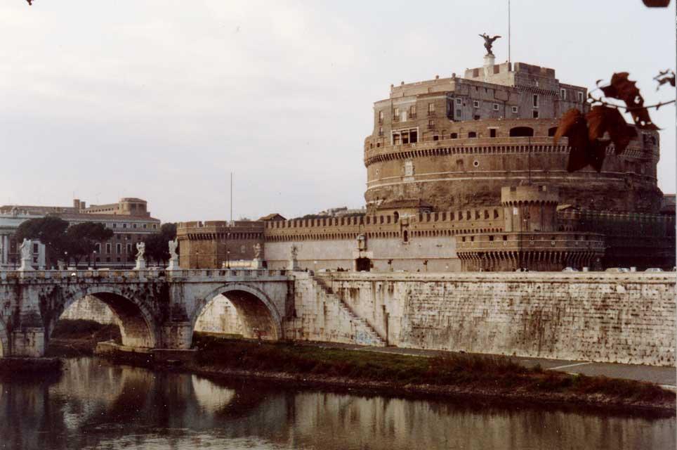 Italie et Rome - Sant Angelo