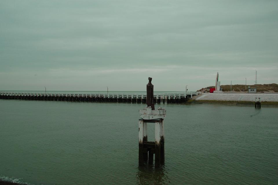 Carnets de voyage Belgique - le port de Newport