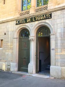 Hôtel de l'Abbaye - Lyon Ainay