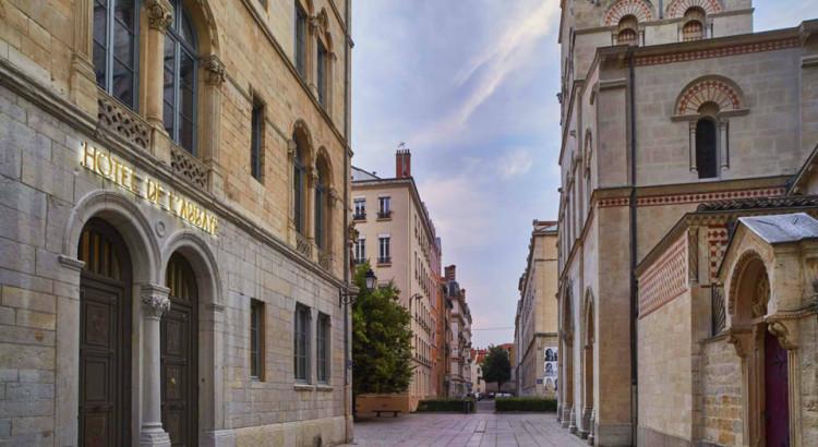 Ouverture de l'hôtel de L'Abbaye à Lyon