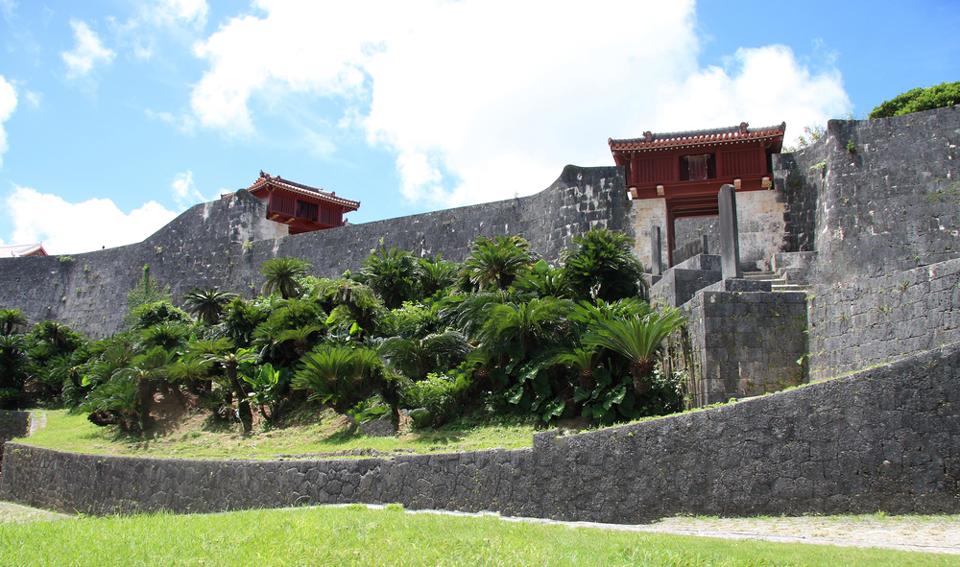 circuit japon chateau de shuri