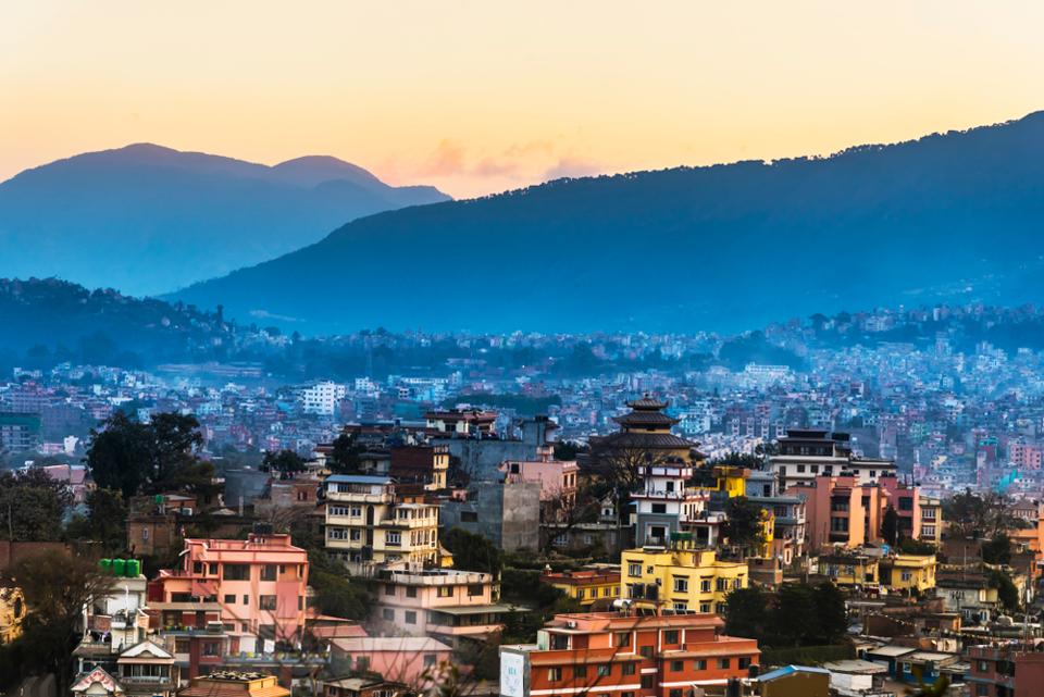 circuit nepal - ville de katmandu
