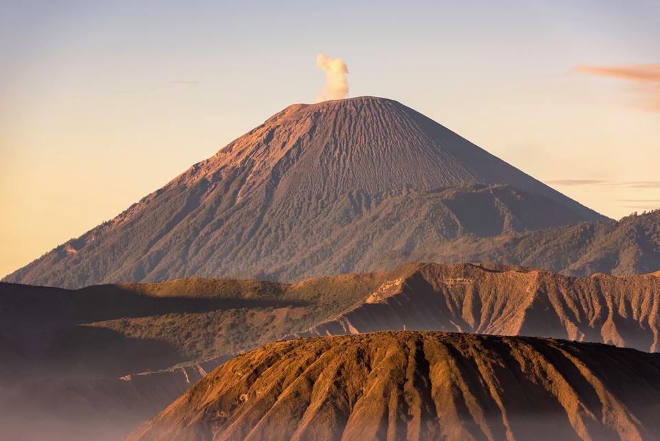 indonesie Les volcans javanais : Mont-Bromo