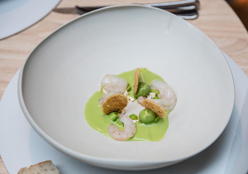 Circuit Belgique - restaurant le Sans Cravatte - Henk van Oudenhove