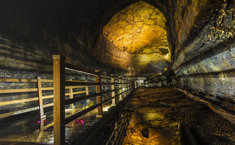 Circuit Corée du Sud : la grotte de Manjanggul